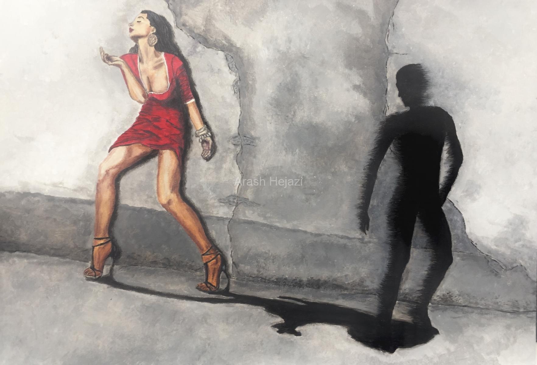 The woman with no names - Arash Hejazi - 2018