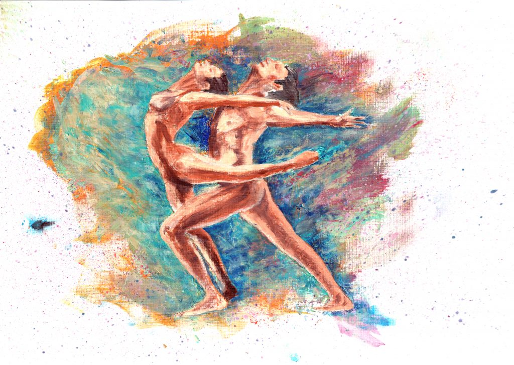 Dancers- Arash Hejazi - 2019